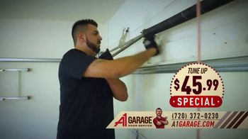 A1 Garage Door Service TV Spot, 'Open for Business: $45.99 Tune-Up Special' - Thumbnail 5