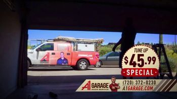 A1 Garage Door Service TV Spot, 'Open for Business: $45.99 Tune-Up Special' - Thumbnail 6