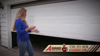 A1 Garage Door Service TV Spot, 'Open for Business: $45.99 Tune-Up Special'