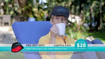 Capillus Cool Winter Sale TV Spot, 'Treat Hair Loss at Home' - Thumbnail 2