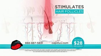 Capillus Cool Winter Sale TV Spot, 'Treat Hair Loss at Home' - Thumbnail 4