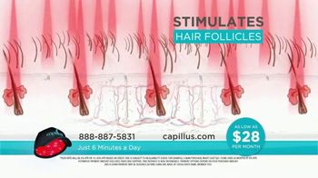 Capillus Cool Winter Sale TV Spot, 'Treat Hair Loss at Home' - Thumbnail 5