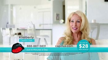 Capillus Cool Winter Sale TV Spot, 'Treat Hair Loss at Home' - Thumbnail 6