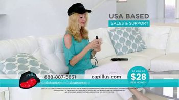 Capillus Cool Winter Sale TV Spot, 'Treat Hair Loss at Home' - Thumbnail 7