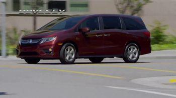 Honda Model Year End Sale TV Spot, 'All in Stock: Odyssey' [T2] - Thumbnail 1