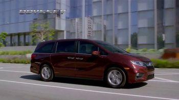 Honda Model Year End Sale TV Spot, 'All in Stock: Odyssey' [T2] - Thumbnail 2