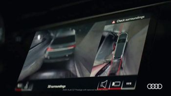 2020 Audi Q7 TV Spot, 'Impossible Park' [T2] - Thumbnail 3