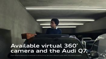 2020 Audi Q7 TV Spot, 'Impossible Park' [T2] - Thumbnail 6