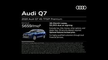 2020 Audi Q7 TV Spot, 'Impossible Park' [T2] - Thumbnail 8