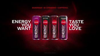 Coca-Cola Energy TV Spot, 'Audio EQ'
