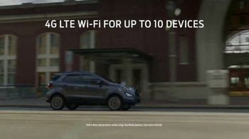 Ford SUV Season TV Spot, 'Get It All Done' [T2] - Thumbnail 3