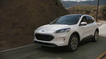 Ford SUV Season TV Spot, 'Get It All Done' [T2] - Thumbnail 4
