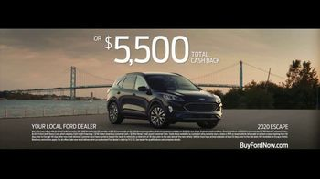 Ford TV Spot, 'Because of This: SUVs: Crew and Cargo' [T2] - Thumbnail 10