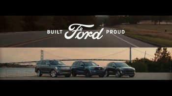 Ford TV Spot, 'Because of This: SUVs: Crew and Cargo' [T2] - Thumbnail 6