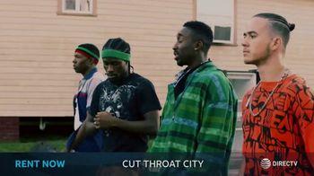 DIRECTV Cinema TV Spot, 'Cut Throat City' Song by Rogelio Douglas Jr. - 31 commercial airings