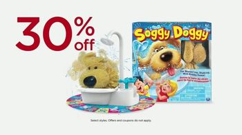 Kohl's Lowest Prices of the Season TV Spot, 'Shark Vacuums, Throws and Toys' - Thumbnail 7