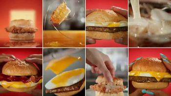 Wendy's 2 for $4 TV Spot, 'Breakfast: Telling Friends' - Thumbnail 6