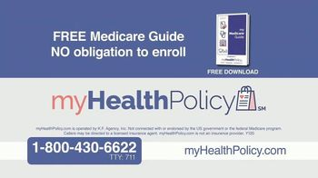 My Health Policy TV Spot, 'Questions About Next Years Coverage' Featuring Meredith Vieira - Thumbnail 9