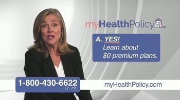 My Health Policy TV Spot, 'Questions About Next Years Coverage' Featuring Meredith Vieira - Thumbnail 4