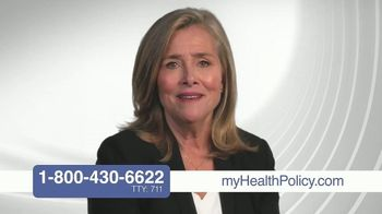 My Health Policy TV Spot, 'Questions About Next Years Coverage' Featuring Meredith Vieira - Thumbnail 8