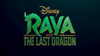 Raya and the Last Dragon - 6742 commercial airings