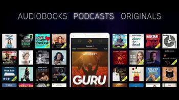 Audible Inc. TV Spot, 'Listeners: Changed My Life: Free Trial' - Thumbnail 10