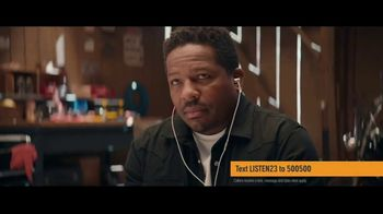 Audible Inc. TV Spot, 'Listeners: Changed My Life: Free Trial' - Thumbnail 4