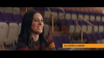 Audible Inc. TV Spot, 'Listeners: Changed My Life: Free Trial' - Thumbnail 6