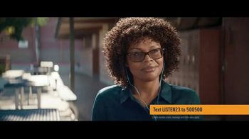 Audible Inc. TV Spot, 'Listeners: Changed My Life: Free Trial'