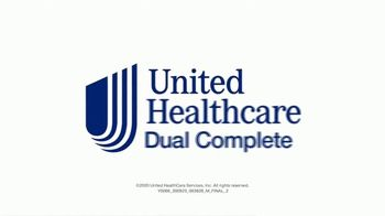UnitedHealthcare Dual Complete Plan TV Spot, 'Let's Take Care of Each Other' - Thumbnail 2