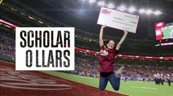 Dr Pepper 2020 Tuition Giveaway TV Spot, 'This Is Big'