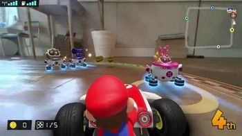 Mario Kart Live Home Circuit TV Spot, 'Racing Into Your World'