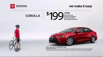 2021 Toyota Corolla TV Spot, 'Bike Rack' [T2]