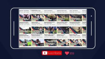 Club América TV Spot, 'Síguenos' [Spanish] - Thumbnail 6