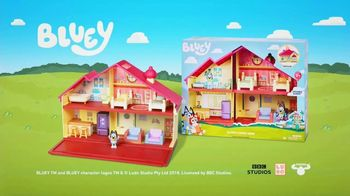 Bluey Family Home Playset TV Spot, 'Family Home' - Thumbnail 10
