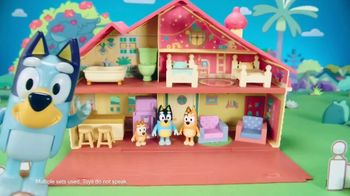Bluey Family Home Playset TV Spot, 'Family Home' - Thumbnail 2