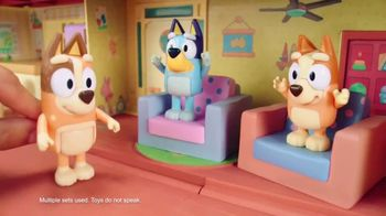 Bluey Family Home Playset TV Spot, 'Family Home' - Thumbnail 3