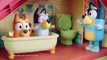 Bluey Family Home Playset TV Spot, 'Family Home'