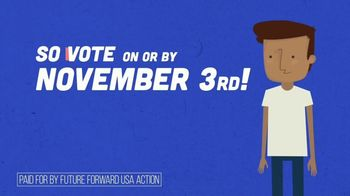 Future Forward USA Action TV Spot, 'Voting Record' - Thumbnail 10
