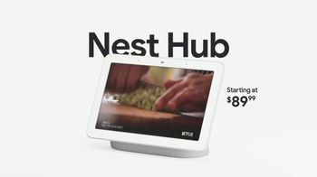 Google Nest Hub TV Spot, 'Dine-In Motivator' - Thumbnail 8
