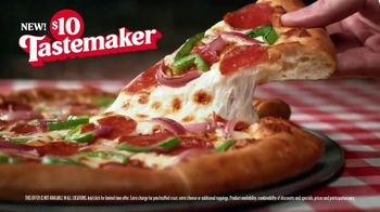 Pizza Hut Tastemaker TV Spot, 'The Best Way Is the Easiest Way'