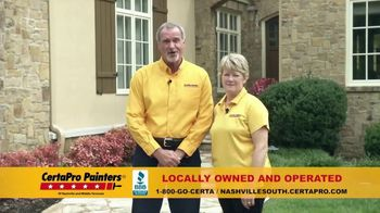 CertaPro Painters TV Spot, 'Home Makeover'
