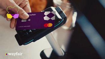 Wayfair Mastercard TV Spot, 'Earn Rewards' - Thumbnail 4
