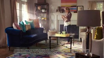 Wayfair Mastercard TV Spot, 'Earn Rewards' - Thumbnail 8