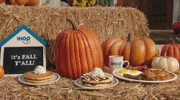IHOP Mr. Mummy Pancake TV Spot, 'El otoño ha llegado' [Spanish] - Thumbnail 1