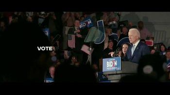 Biden for President TV Spot, 'Vote For' Song by Nina Simone - Thumbnail 9
