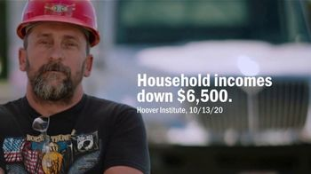 Donald J. Trump for President TV Spot, 'What High Taxes Mean for You: Jobs Lost' - Thumbnail 2