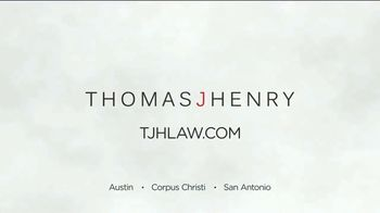 Thomas J. Henry Injury Attorneys TV Spot, 'Simple as 1-2-3: Truck Accident Lawyers' - Thumbnail 9