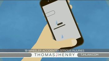 Thomas J. Henry Injury Attorneys TV Spot, 'Simple as 1-2-3: Truck Accident Lawyers' - Thumbnail 4