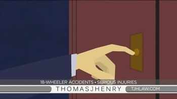 Thomas J. Henry Injury Attorneys TV Spot, 'Simple as 1-2-3: Truck Accident Lawyers' - Thumbnail 6